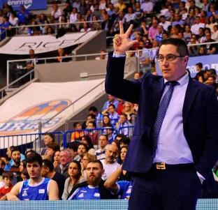 Videochat con 'Epi', entrenador del San Pablo Burgos